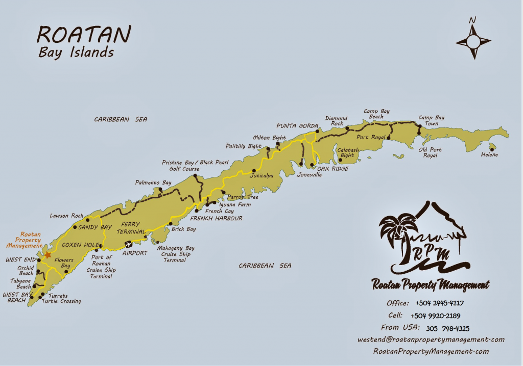 Roatan Roatan Property Management And Vacation Rentals