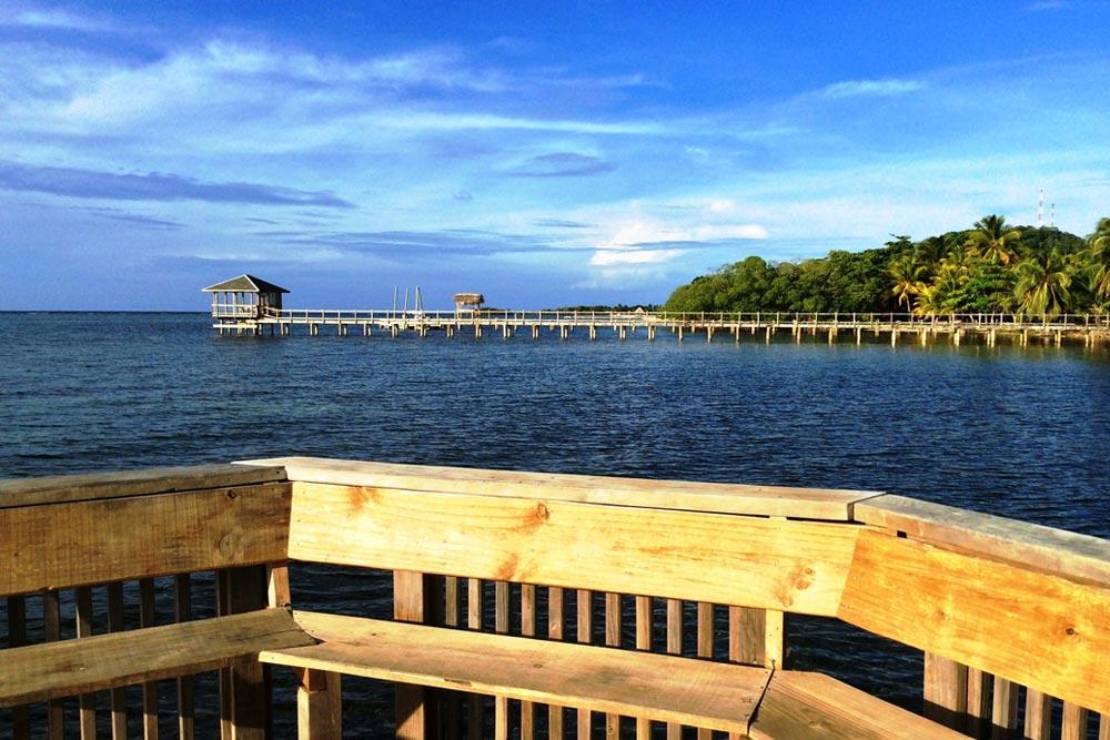dock-bench